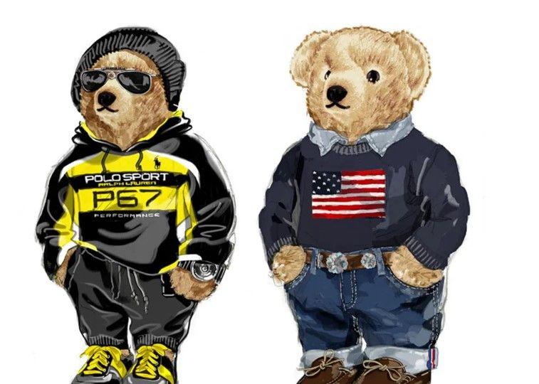 Polo Bear – Ralph Lauren